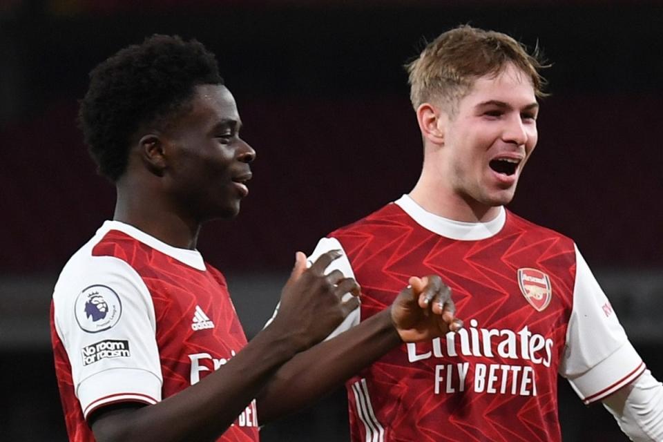 Arsenal Harus Bersabar Tunggu Ledakan Para Pemain Mudanya