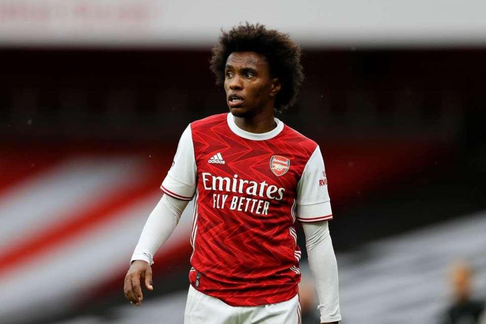 Sepi Peminat, Arsenal Bingung Mau Jual Willian Kemana