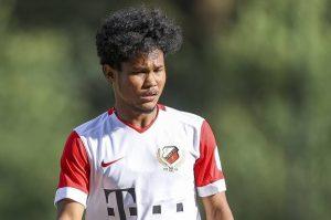 Bagus Khafi Lakoni Laga Debut Bersama FC Utrecht