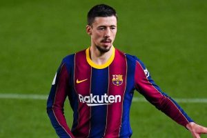 Barcelona Tolak Tawaran AS Roma untuk Lenglet Meski Butuh Duit, Kenapa?