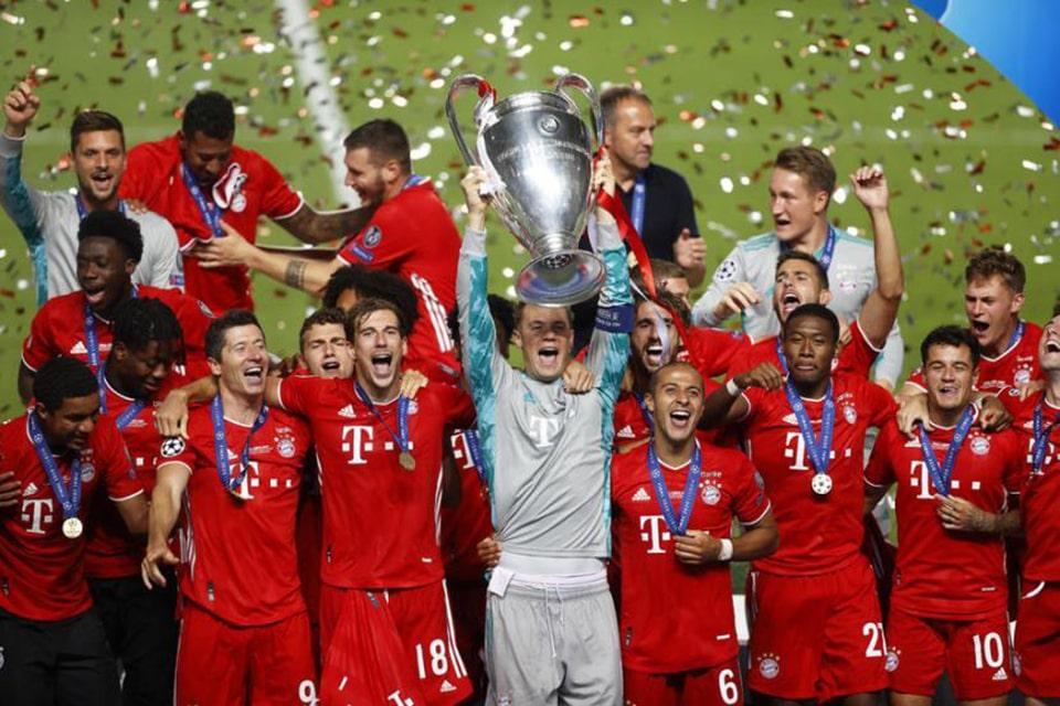 Minim Transfer, Bayern masih Pede Juarai Liga Champions