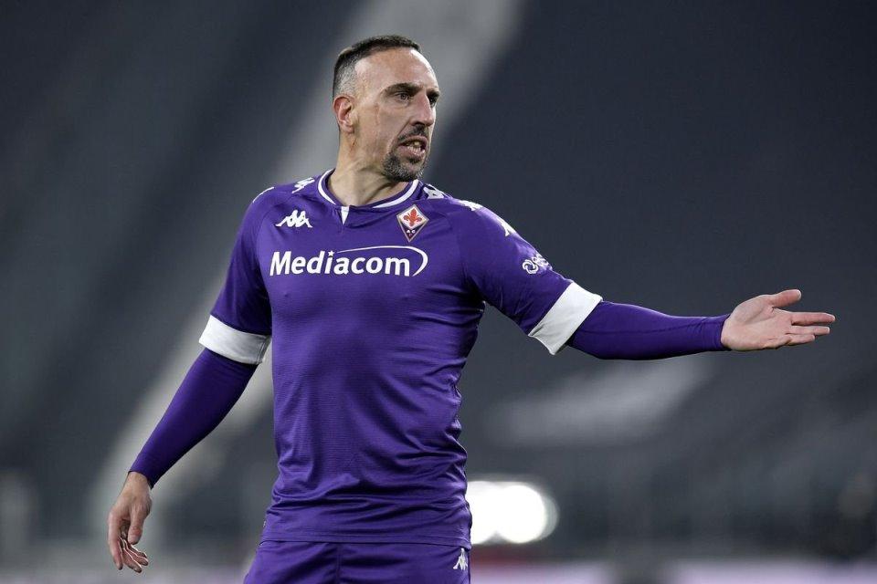 Berstatus 'Pengangguran', Ribery Cari Lowongan di Klub Serie A