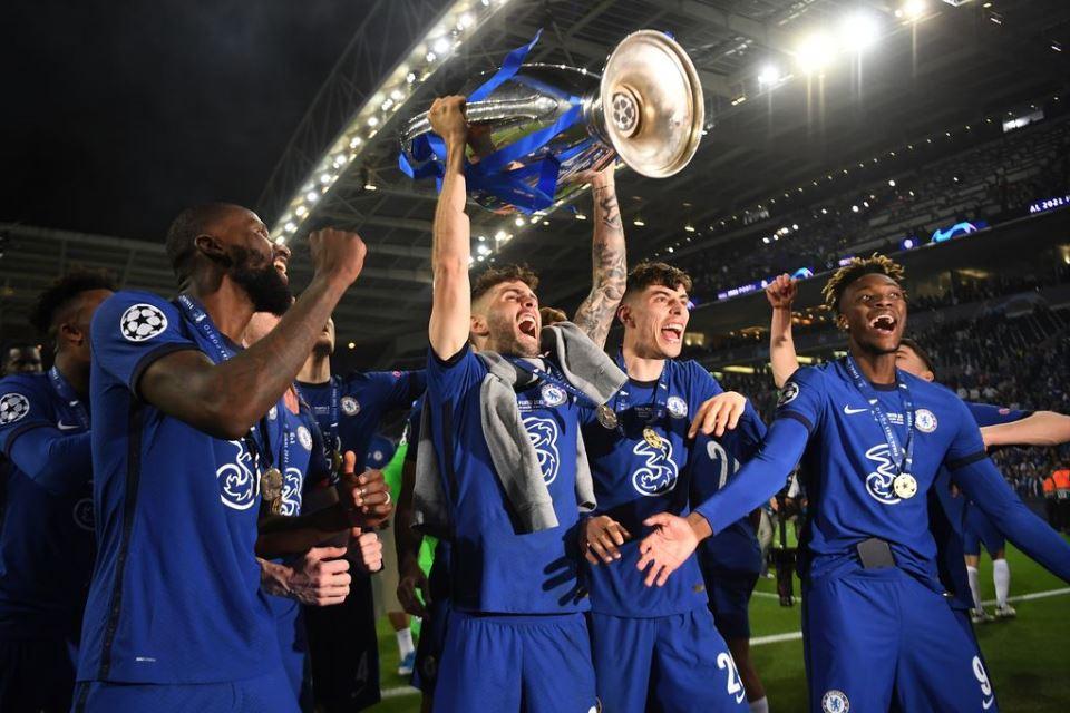 Bisa Menangkan Liga Champions, Pulisic Ketagihan Angkat Trofi di Chelsea
