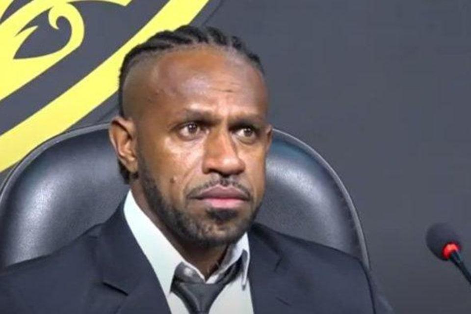 Boaz Ungkapkan harapan Tingginya Kepada Borneo FC