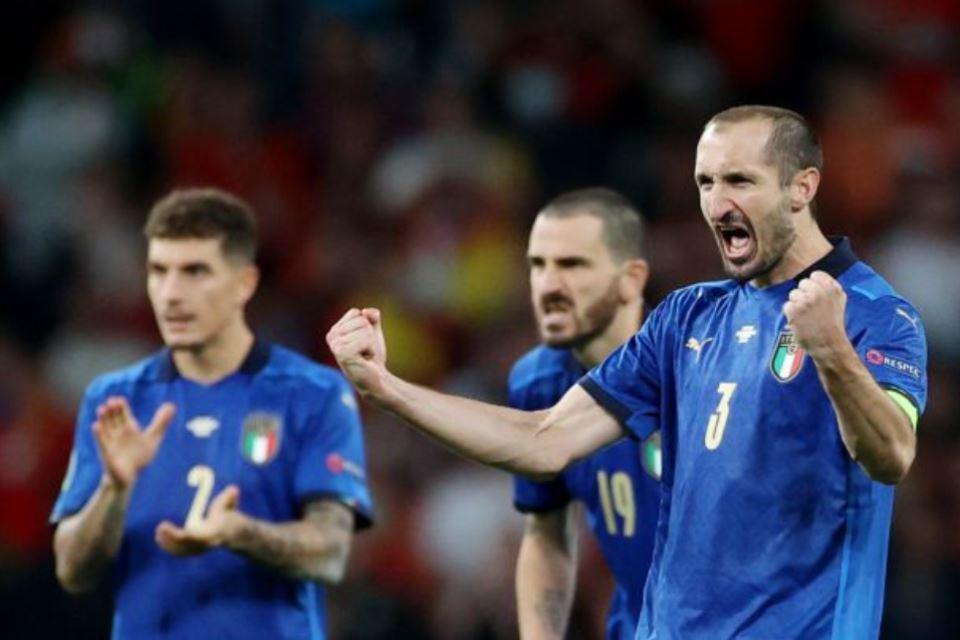 Bonucci: 5 Hari Lagi, Italia Akhiri Puasa Gelar 53 Tahun di Pentas Euro