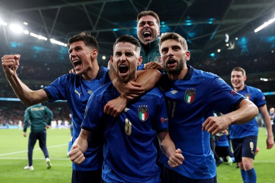 Catatan Oke Italia Yang Melaju Mulus ke Final Piala Eropa 2020