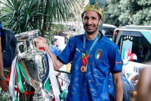 Chiellini Pastikan Segera Teken Kontrak Baru di Juventus