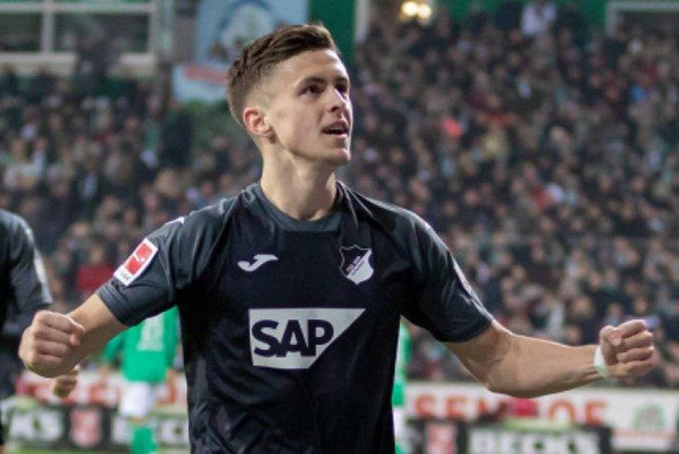 Baumgartner akan Bertahan Di Hoffenheim Musim Depan