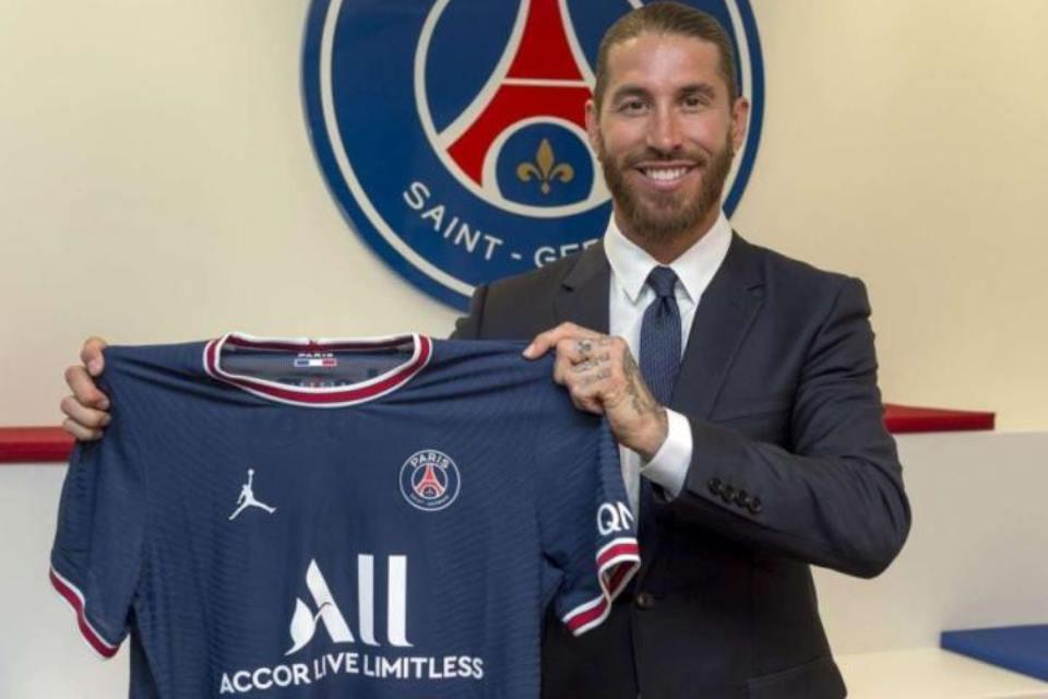 Datangkan Ramos, PSG Justru Selalu Gagal di Liga Champions Dengan Pemain Tua