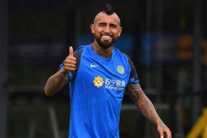 Dikabarkan Bakal Dijual Inter, Arturo Vidal: Tidak Benar!