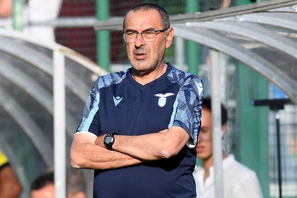 Dilatih Sarri, Pemain Lazio Dituntut Oper Bola Dengan Kecepatan 2.000 Km/jam