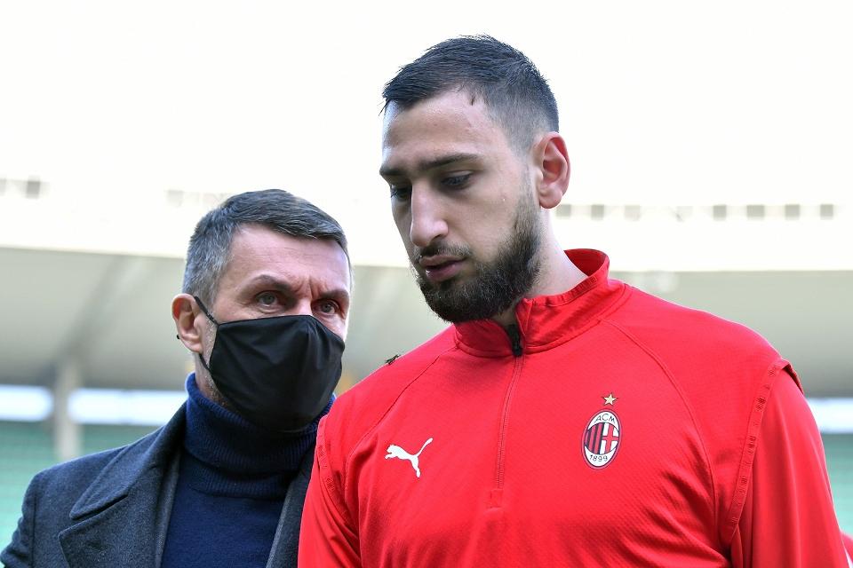 Donnarumma Dapat Dukungan Pindah Dari Milan ke PSG