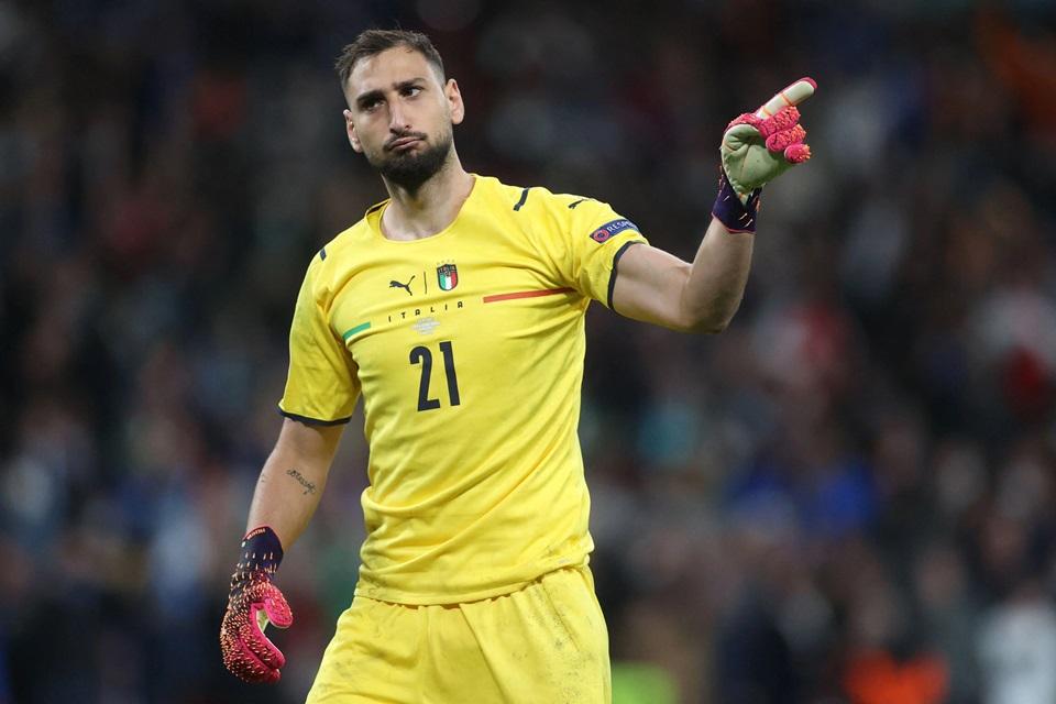 Donnarumma Juara Euro 2020 dengan Pecahkan Tiga Rekor Ini