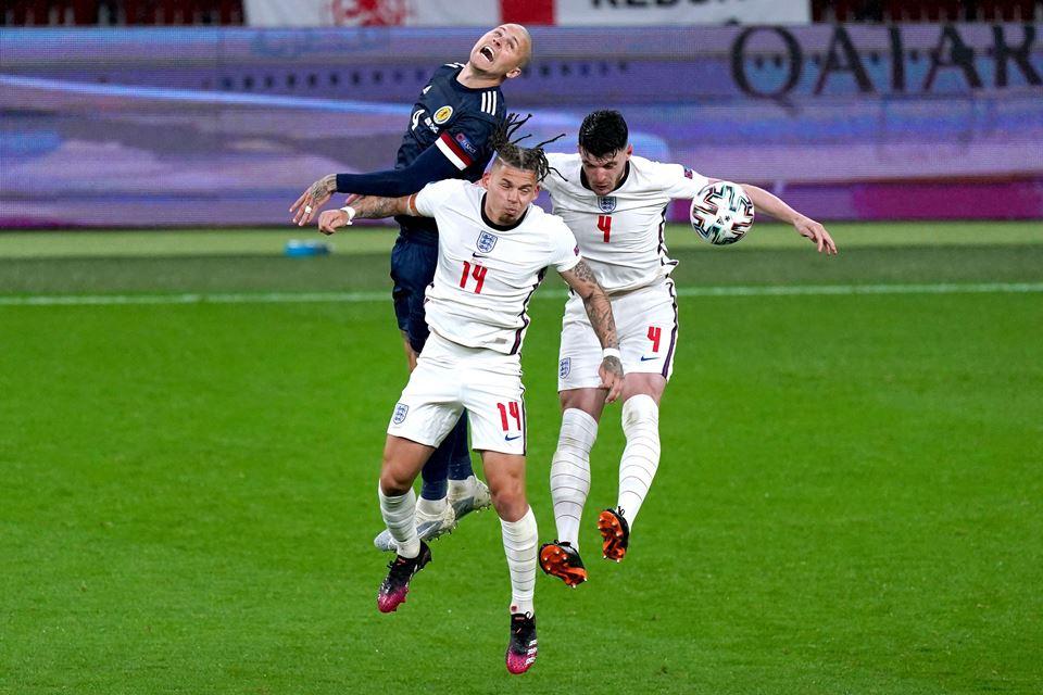 Duel Maestro Lini Tengah: Jorginho-Verratti vs Kalvin Philips-Declan Rice