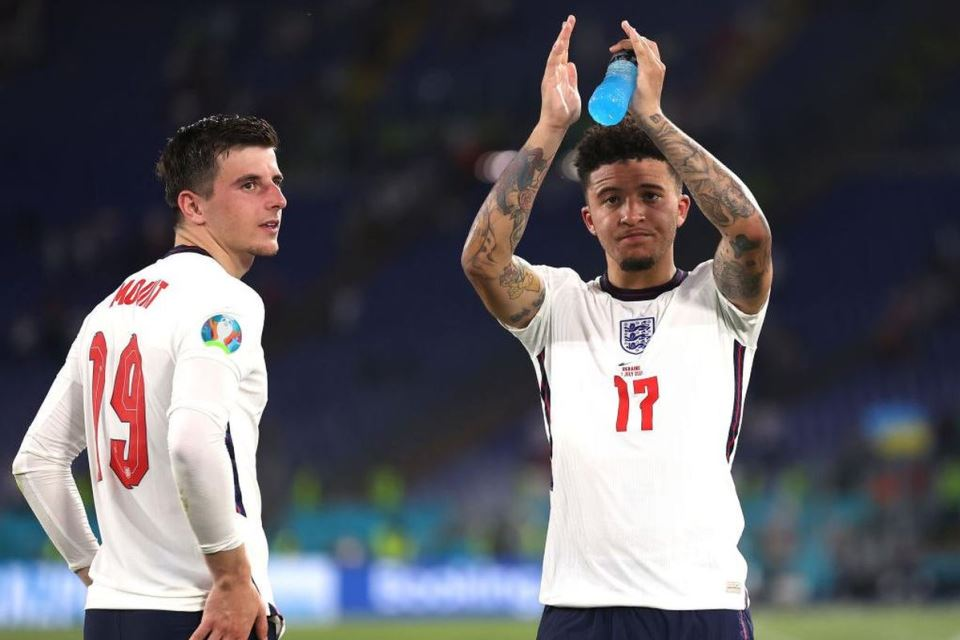 Euro 2020 Selesai, Sancho Segera Tes Medis di Man United