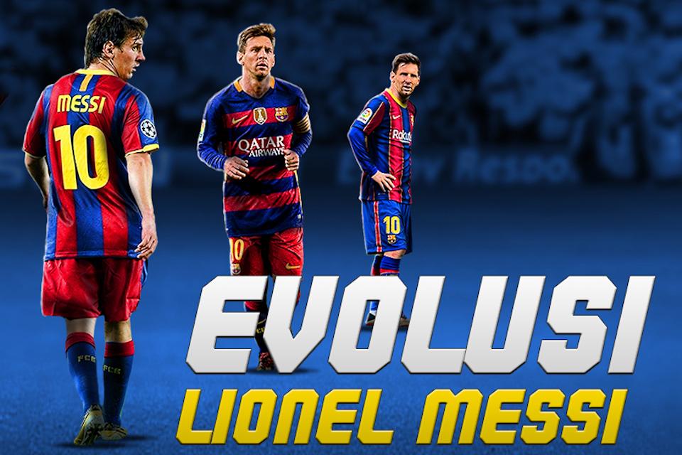 Alasan Messi Selalu Berada di Level Teratas Selama Betahun-Tahun