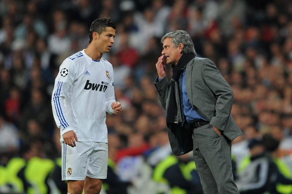 Florentino Perez Cristiano Ronaldo dan Jose Mourinho Idiot!