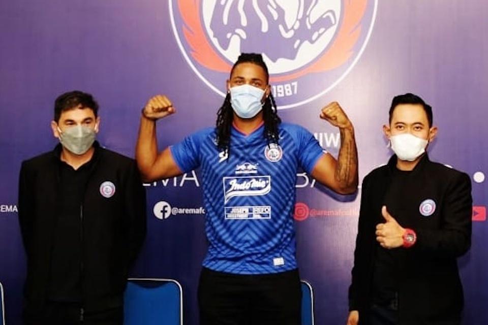Debutan di Liga Indonesia, Begini Target Juru Gedor Anyar Arema