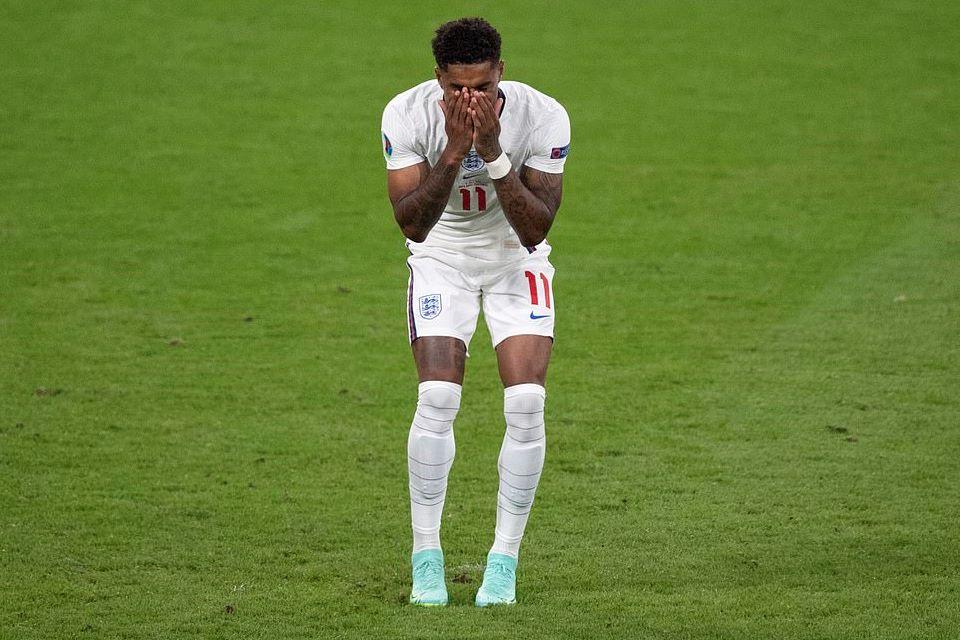Gagal Penalti di Euro, Rashford Masih Pede Jadi Eksekutor di Man United