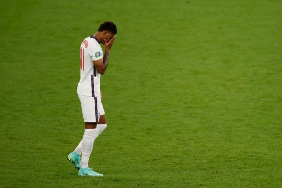 Gagal Penalti di Euro, Rashford: Padahal Saya Bisa Cetak Penalti Sambil Tidur