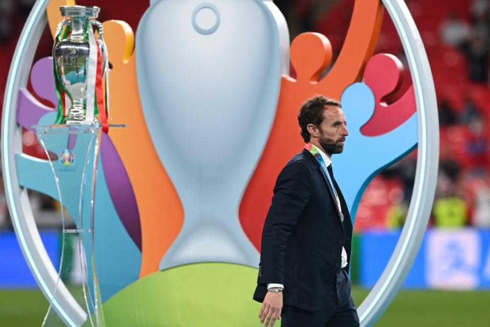Gagal di Euro 2020, Southgate Bertekad Bayar Lunas di Piala Dunia 2022