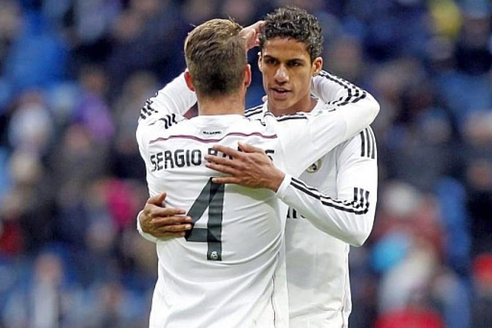 Gara-gara Ramos, Transfer Varane ke Man United Urung Terjadi