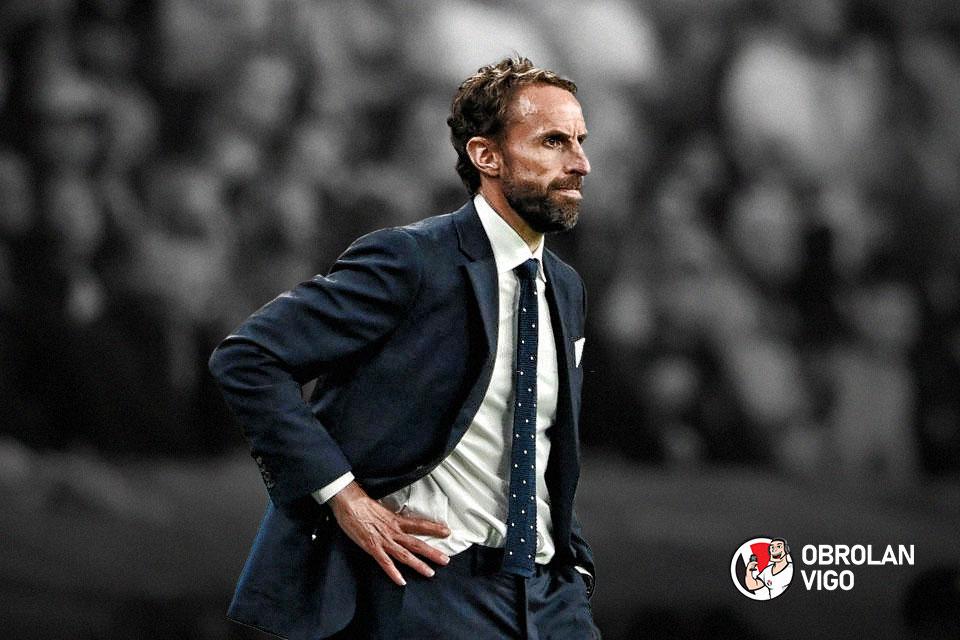 Obrolan Vigo: Kegagalan Inggris di Euro 2020 Hadir Lantaran Gareth Southgate Terlalu Medioker!