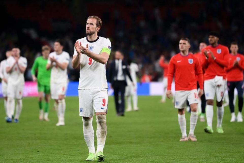 Harry Kane: Inggris Kalah dengan Terhormat