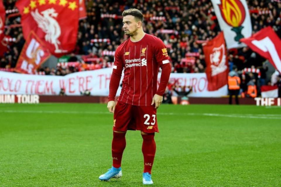 Hengkang dari Liverpool, Xerdan Shaqiri Tertarik Jajal Liga Italia