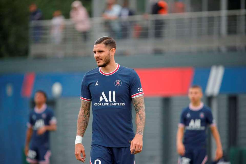Icardi: Laga Kontra Lille di Final Piala Super Prancis Sarat Aroma Balas Dendam