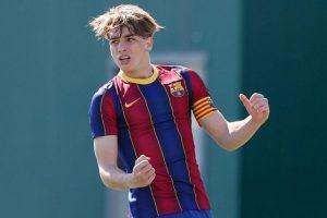 Leverkusen Dapatkan Youngster Potensial Barcelona