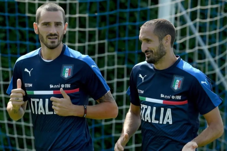 Inggris vs Italia: Ketajaman Kane-Sterling Diuji Ketangguhan Chiellini-Bonucci