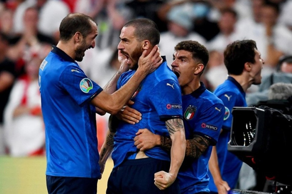 Ini Rahasia Comeback Epik Italia Atas Inggris di Final Euro 2020