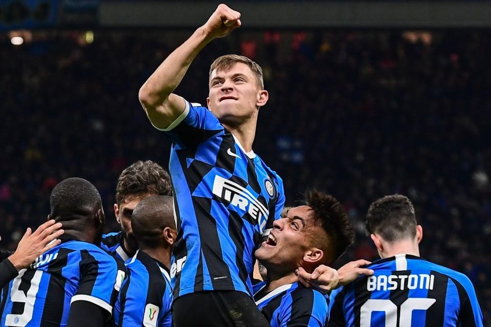 Inter ke Liverpool dan Man United: Lupakan Barella, Dia Tidak Dijual