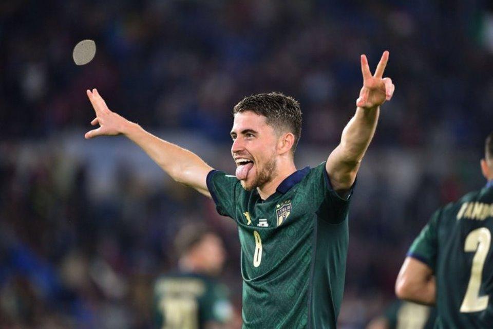 Italia vs Spanyol: Ajang Unjuk Kualitas Jorginho vs Busquets