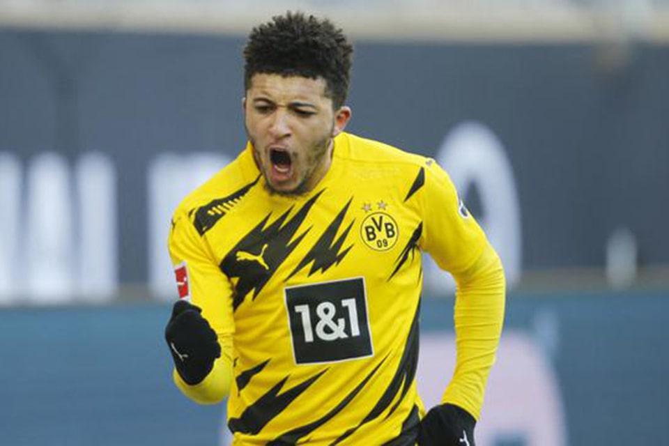 Direktur Olahraga Dortmund: Kami Tidak Akan Lolos Liga Champions Tanpa Sancho