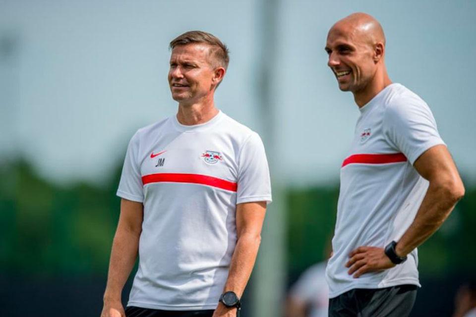 Pelatih Leipzig Belum Putus Asa Untuk datangkan Lacroix