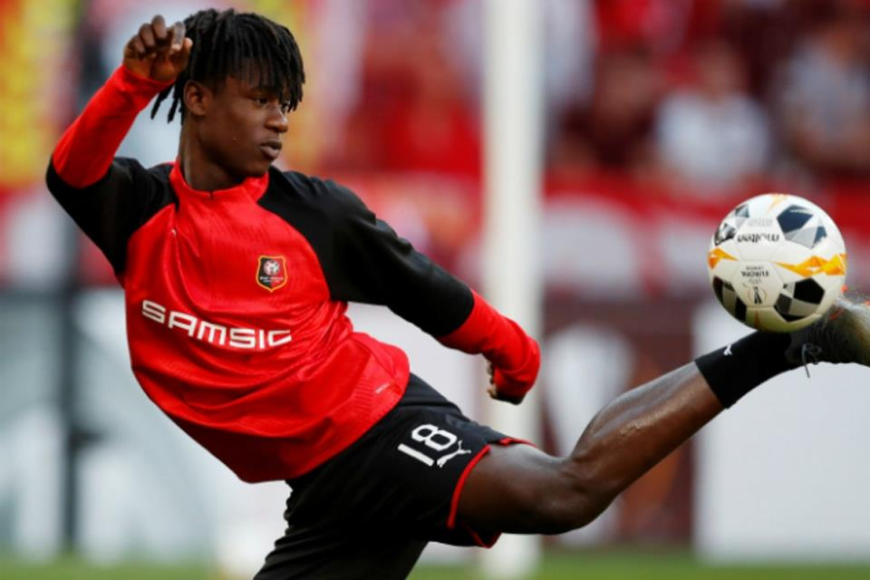 Jika Ada Tawaran Besar, Rennes Mau Saja Lepas Camavinga