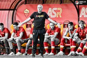 Obrolan Vigo: Kesempatan Terakhir dari AS Roma untuk Jose Mourinho