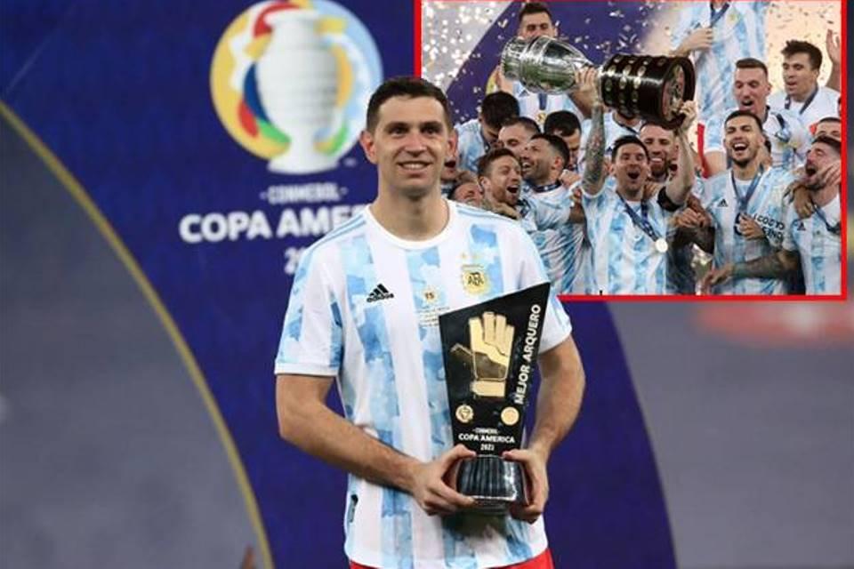 Jual Kiper No.1 Argentina, Arsenal Malah Beli Kiper Yang Klubnya Degradasi