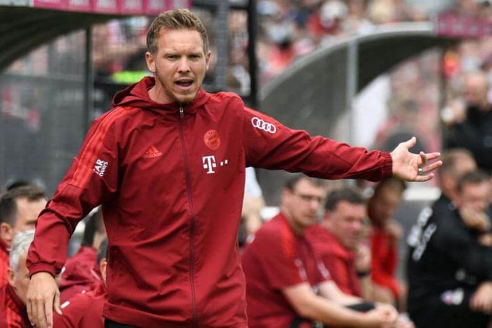 Julian Nagelsmann: Menjadi Pelatih Bayern Itu Tidak Mudah