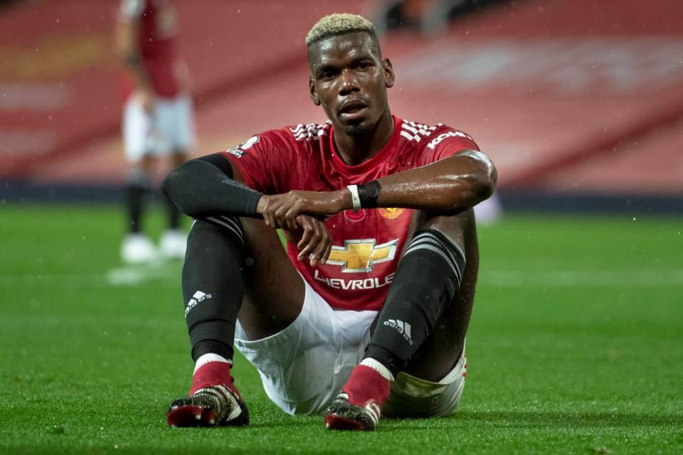 Kemahalan, Juventus Mundur Dalam Perburuan Paul Pogba