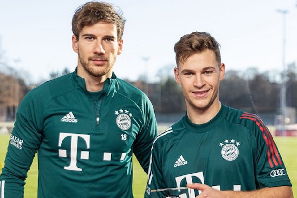 Nasib Dua Bintang Bayern Munich Masih Belum Jelas