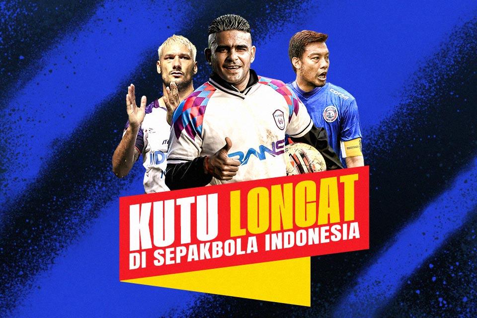 5 Fakta Pemain Kutu Loncat di Sepakbola Indonesia