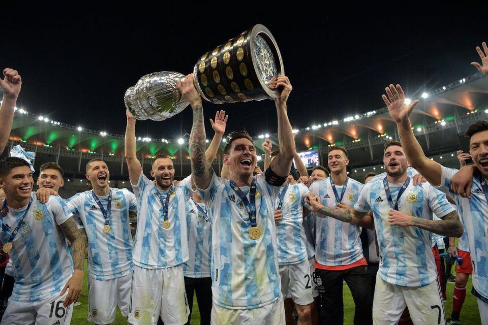Kutukan Berakhir, Lionel Messi Akhirnya Juara Bersama Timnas Argentina