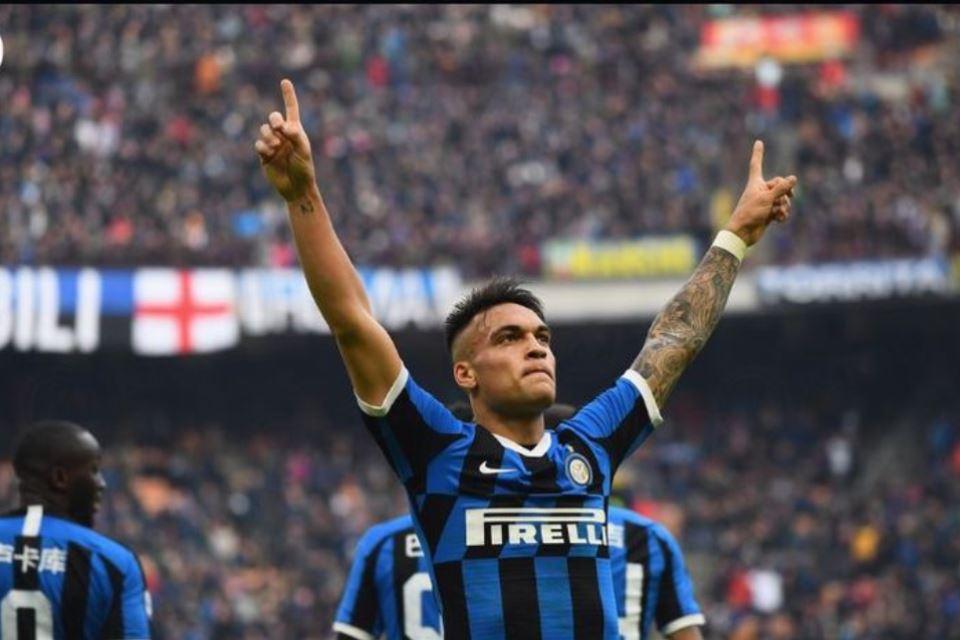Lautaro Betah Bermain di Inter, Arsenal Gigit Jari