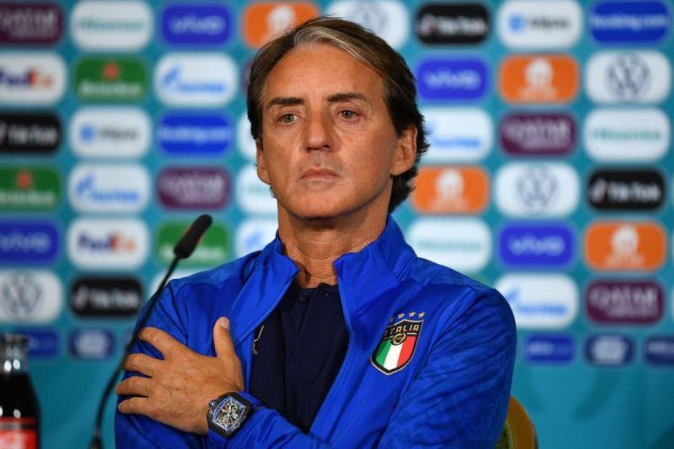 Lawan Inggris, Mancini Ingin Italia Tampilkan Permainan Menghibur