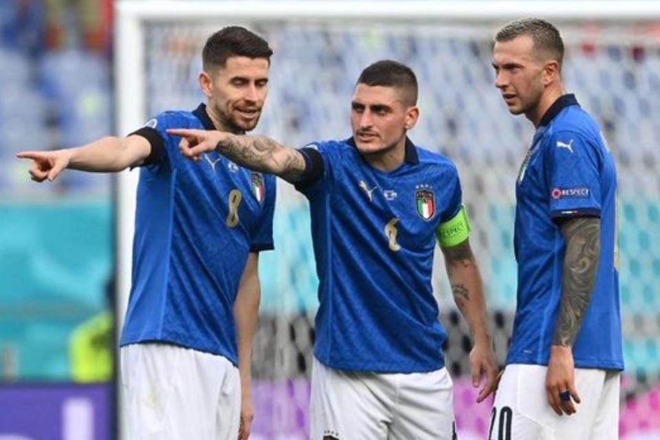 Belgia Waspadai Betul Kedahsyatan Trio Lini Tengah Italia
