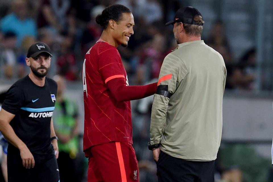 Liverpool Kalah di Laga Debut Van Dijk, Klopp: Dia Tidak Main Selama 260 Hari