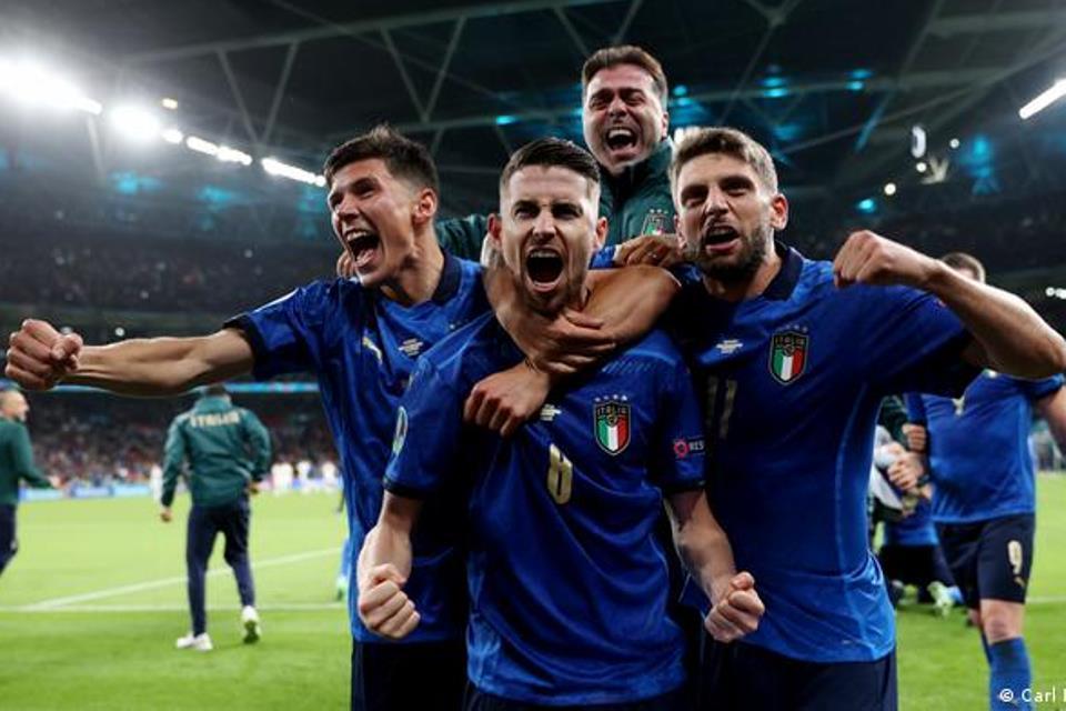 Lolos ke Final, Italia Putus Catatan Oke Spanyol Saat Main di Semifinal